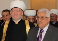 Муфтий Равиль Гайнутдин встретился с главой Палестинской национальной администрации Махмудом Аббасом