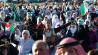 Акции протеста в Иордании