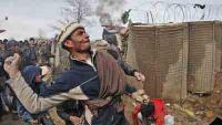 В Афганистане уже пятый день продолжаются массовые акции протеста против сожжения американскими солдатами Корана