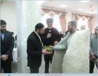 Репортаж с  4-ой  ежегодной  встрече мусульман Осетии