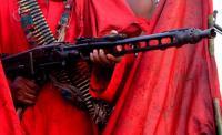 Датский военный корабль задержал пиратское судно у берегов Сомали