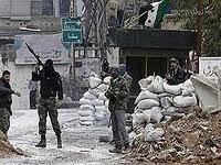 В столице Сирии начались бои