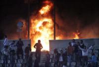 В Египте объявлен трехдневный траур по погибшим в беспорядках на футбольном матче