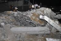 Израильский авианалет на Сектор Газа