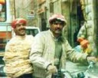 В Сирийской столице очереди за хлебом