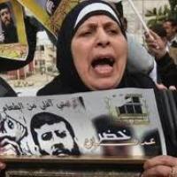 Голодовка палестинского заключенного