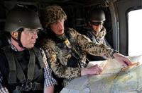 Германия закрыла военную базу в Афганистане