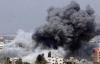 Израильские ВВС нанесли удар в секторе Газа, два жителя ранены