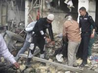 Взрыв в Багдаде, 28 погибших и 50 раненных