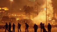 В столице Египта в столкновениях пострадали более 40 человек