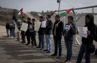 Палестинские заключенные голодают против беспредела