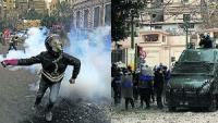 Египетские студенты начинают бессрочную акцию неповиновения