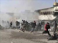 В аэропорту афганского города Джелалабад произошел взрыв