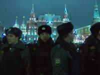 Полиция предотвратила драку на Манежной площади
