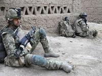 Британские военные покидают Афганистан