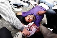 Жертвами в Хомсе стали сотни человек