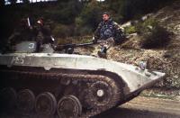 В Чечне и Дагестане идут бои между федеральными силами и боевиками