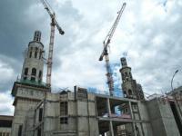 В суд поступил новый иск о запрете строительства Соборной мечети