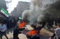В столкновениях в Сирии погибли более 50 человек - правозащитники
