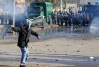Алжирские города охватили беспорядки