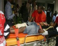 Автобусную остановку в столице Кении забросали гранатами