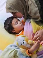 Мусульманка и её дети