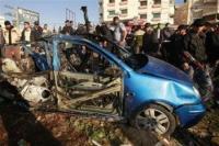 В результате израильских авиаударов погибли 10 палестинцев