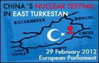 В Брюсселе обсудили последствия ядерных испытаний в Китае