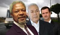 Сирия: призыв Кофи Аннана к миру отвергнут оппозицией