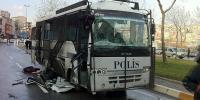 Прогремел взрыв возле штаба партии Эрдогана