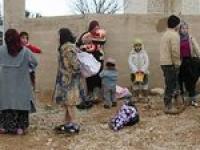 Армия отрезала беженцам дорогу в Ливан