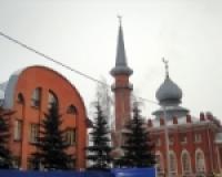 В Нижегородской соборной мечети начались реставрационные работы