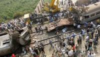 Протестующие спровоцировали крушение поезда в Египте