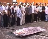 Прощание с Рустемом Валиуллиным (видео)