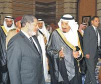Египетско-саудовские отношения: визит президента АРЕ Мухаммеда Мурси в Саудовскую Аравию