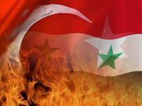 В Алмате подожгли консульство Сирии