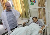 Газа изолирована от лекарств и врачей