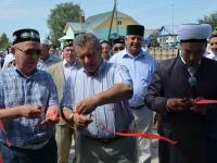 "Мечеть ""Хаят"" в деревне Малый Сулабаш"