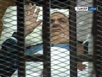 Мубарака вернули в тюрьму