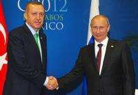 Эрдоган обсудит сирийский кризис с Путиным