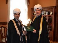 Забайкальский муфтият вошел в состав Совета муфтиев России
