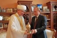 Организует ли Путин ифтар в Кремле?