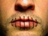 В СИЗО Нальчика заключенный зашил себе рот в знак протеста