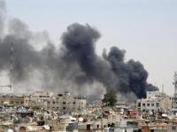 В Сирии за день погибли 77 человек
