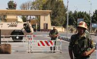 Провокация на египетско-палестинской границе