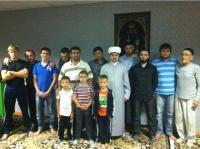 Мусульманская молодежь Воскресенска на пути духовного созидания