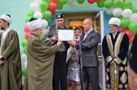 Новая мечеть в Сызрани
