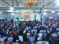 Мусульмане остались недовольны службой в честь Ураза-байрама