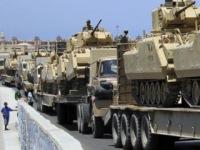 Египет отказывается выводить войска с Синайского полуострова