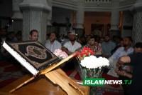 В Москве прошел конкурс чтецов Корана среди таджикских трудовых мигрантов
